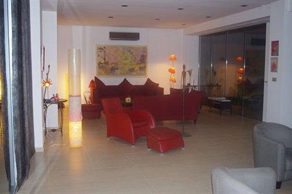 Hotel Maison Rouge Cotonou - фото 13