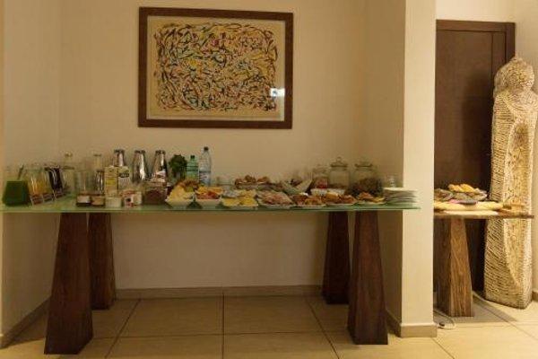 Hotel Maison Rouge Cotonou - 18