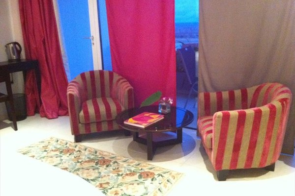 Hotel Maison Rouge Cotonou - фото 19