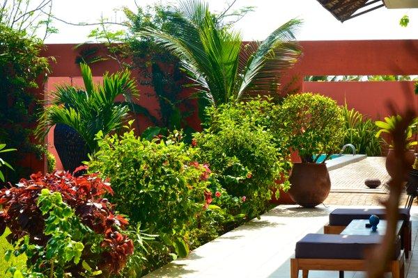 Hotel Maison Rouge Cotonou - фото 21