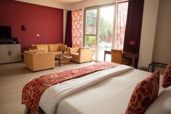 Hotel Maison Rouge Cotonou - фото 3