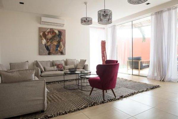 Hotel Maison Rouge Cotonou - фото 5