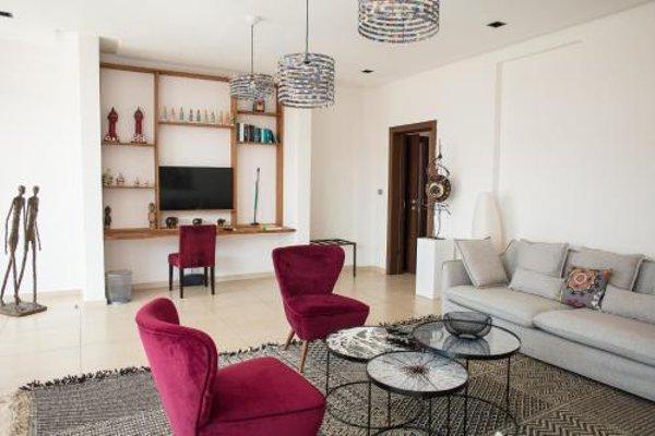 Hotel Maison Rouge Cotonou - фото 6