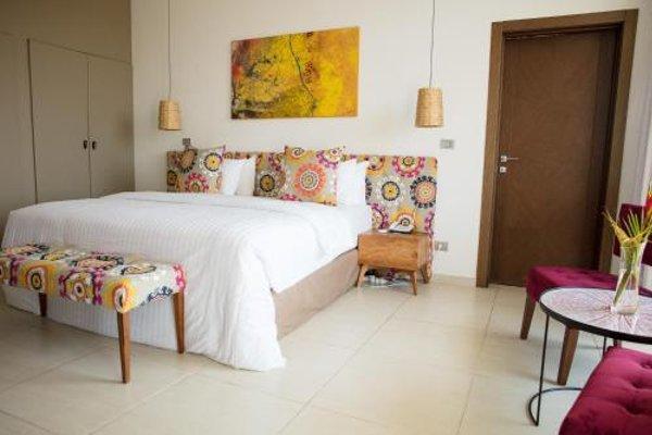 Hotel Maison Rouge Cotonou - фото 8