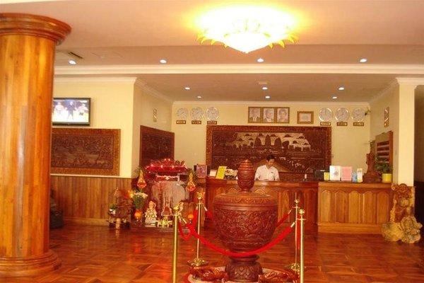 Khemara Battambang I Hotel - фото 16