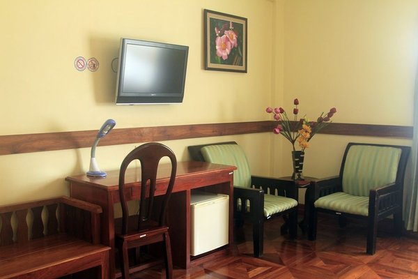 Khemara Battambang I Hotel - фото 9