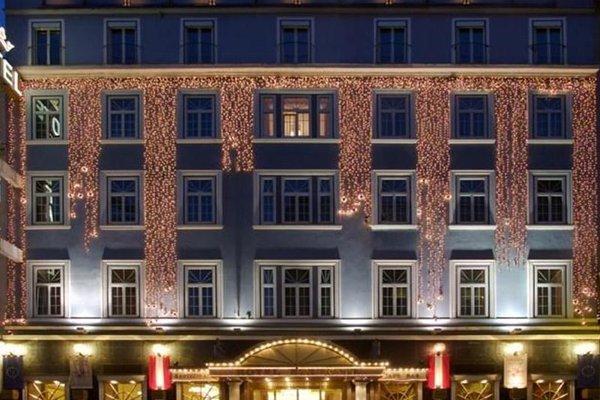 Hotel Stefanie - фото 21