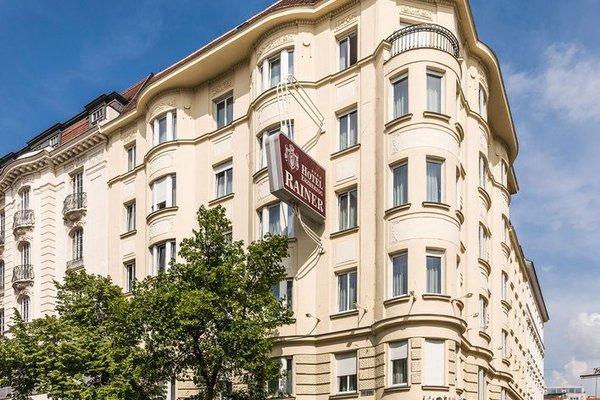 Hotel Erzherzog Rainer - фото 34