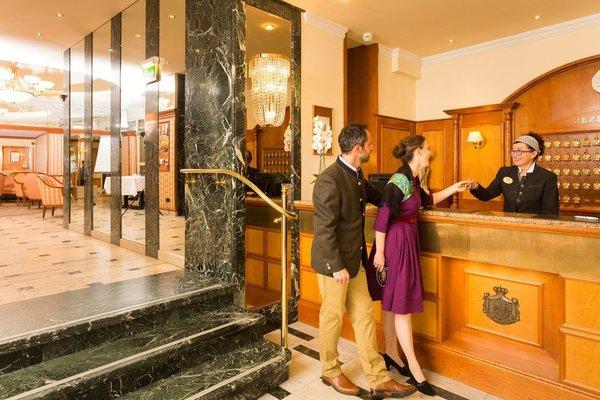 Hotel Erzherzog Rainer - фото 13