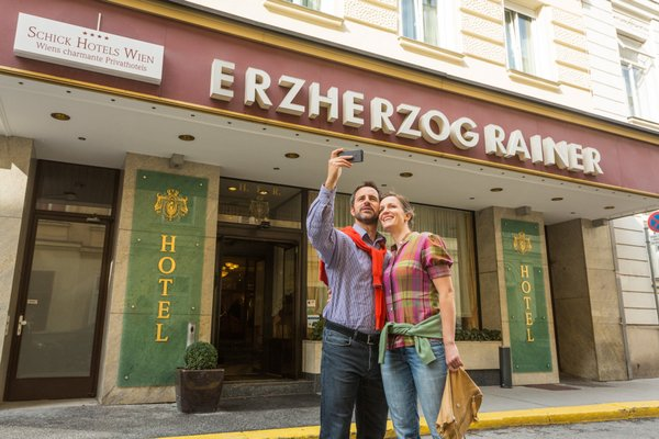 Hotel Erzherzog Rainer - фото 16
