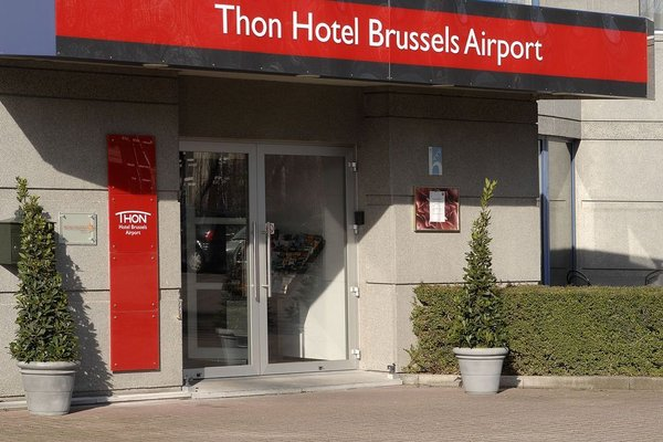 Thon Hotel Brussels Airport - фото 21