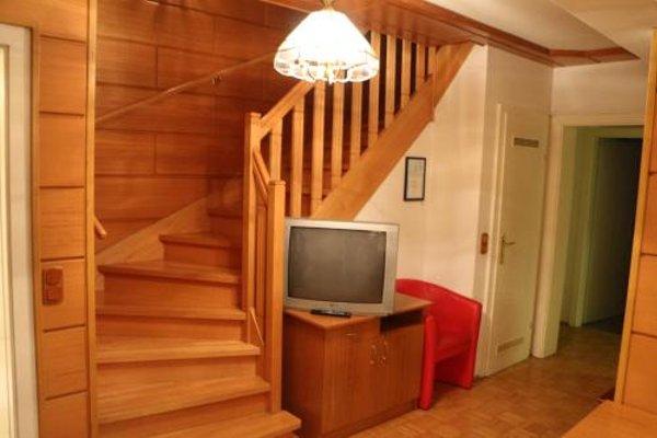 Suite Hotel 200m zum Prater - фото 12