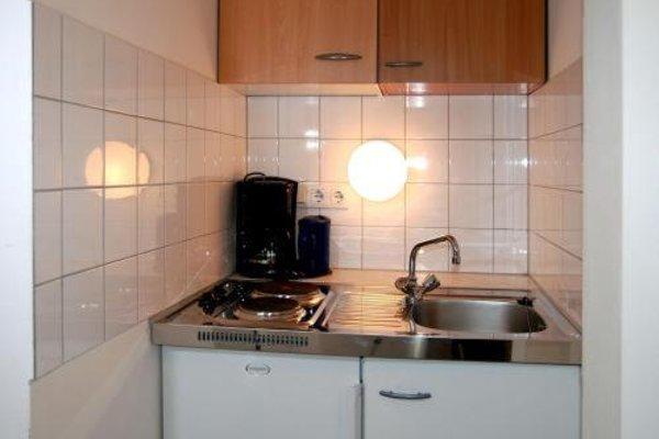 Suite Hotel 200m zum Prater - фото 15