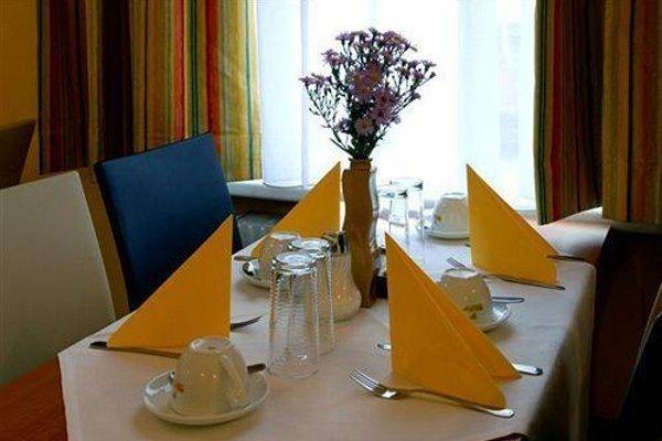Suite Hotel 200m zum Prater - фото 4