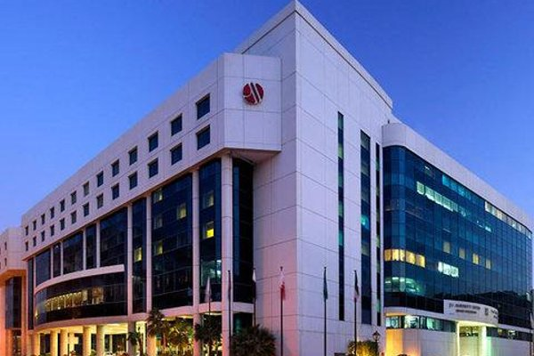 JW Marriott Dubai - фото 22