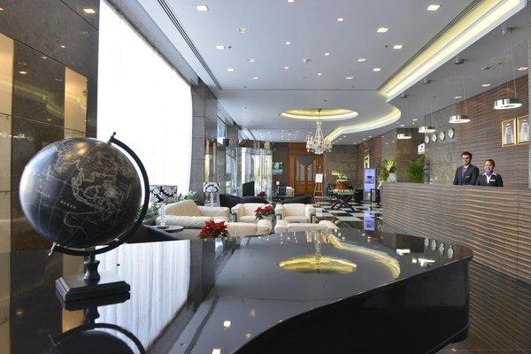 Asdal Gulf Inn Boutique Hotel - фото 68