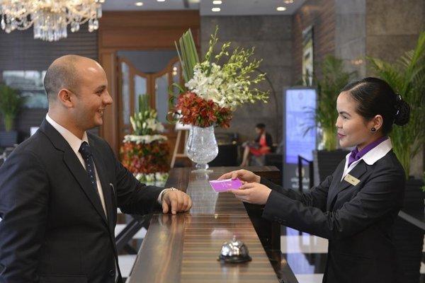 Asdal Gulf Inn Boutique Hotel - фото 69