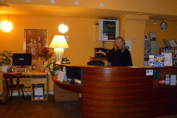 Hotel in Hernals - 13