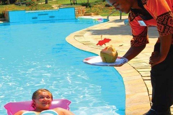 HillPark Hotel - Tiwi Beach - фото 17