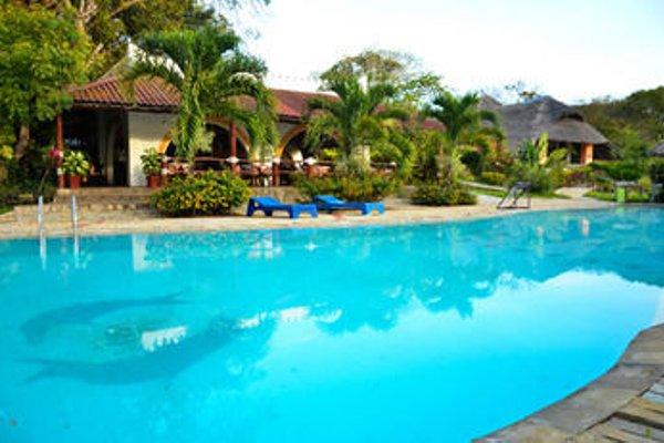 HillPark Hotel - Tiwi Beach - фото 18