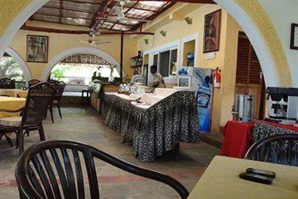 HillPark Hotel - Tiwi Beach - фото 9