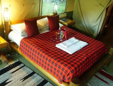 Guesthouse Siana Springs Tented Camp