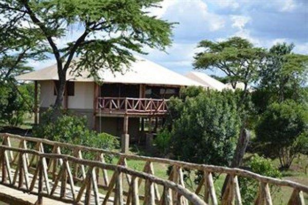 Exploreans Mara Rianta Camp - Все включено - фото 22