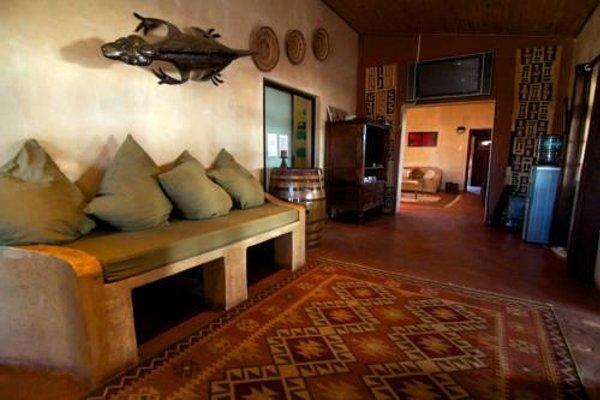 Agama River Camp Lodge - 3