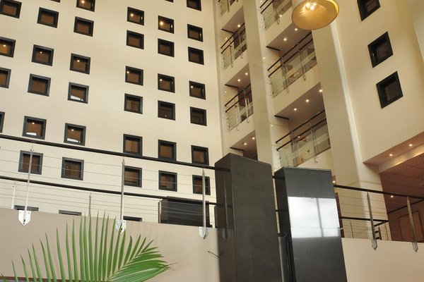 Golden Tulip Port-Harcourt Hotel - фото 11