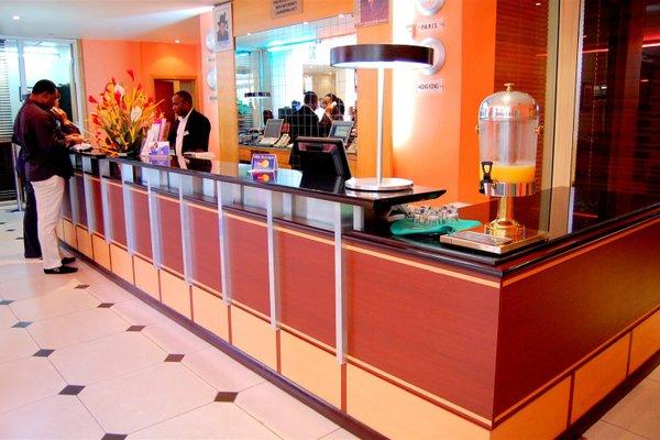 Golden Tulip Port-Harcourt Hotel - фото 12