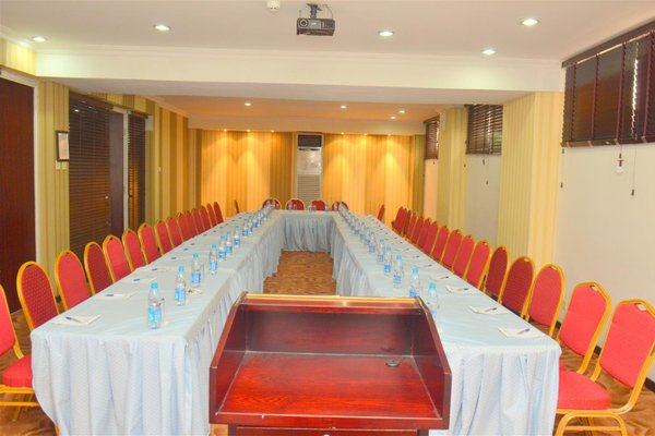 Golden Tulip Port-Harcourt Hotel - фото 15