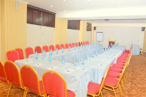 Golden Tulip Port-Harcourt Hotel - фото 16
