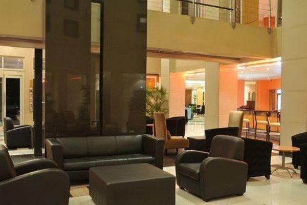 Golden Tulip Port-Harcourt Hotel - фото 5