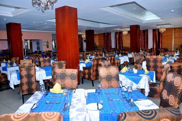 Golden Tulip Port-Harcourt Hotel - фото 7