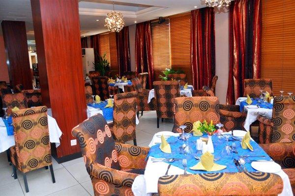 Golden Tulip Port-Harcourt Hotel - фото 8