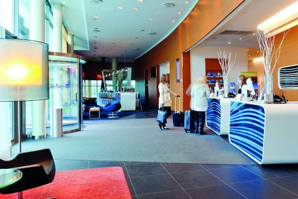 Radisson Blu Hotel, Trondheim Airport - фото 7