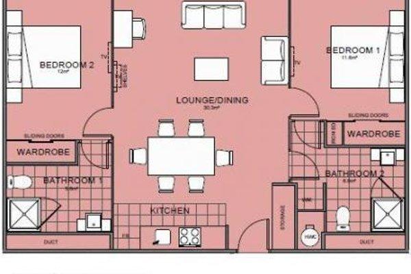 Quest Albany Serviced Apartments - фото 14