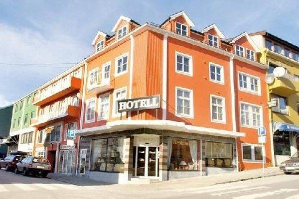 Astoria Hotel Kristiansund - фото 20