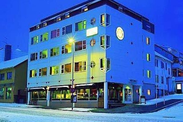 Bodo Hotel - фото 22
