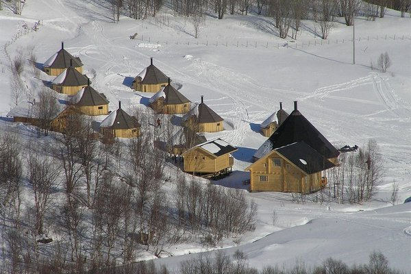 Vestvatn Villmarksenter - фото 6
