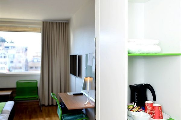 Jaeren Hotel - фото 4