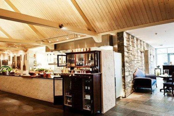 Kronen Gaard Hotel - фото 11