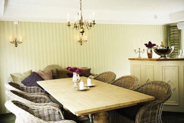 Kronen Gaard Hotel - фото 12