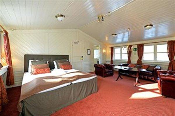 Kronen Gaard Hotel - фото 15