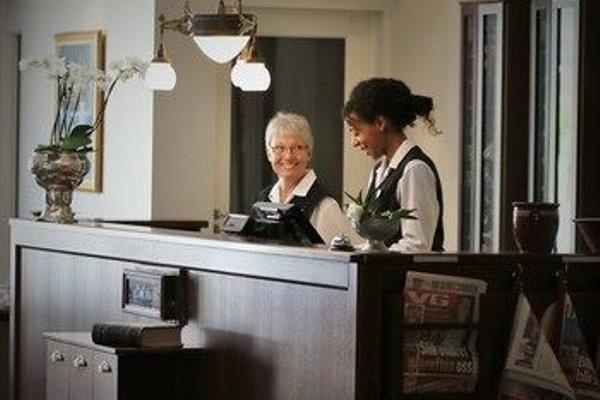 Kronen Gaard Hotel - фото 16