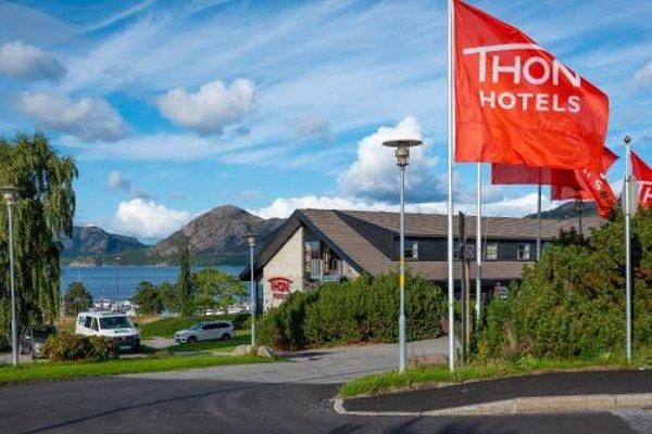 Thon Hotel Sandnes - фото 23