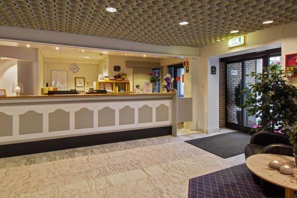 Best Western Maloy Hotel - фото 15
