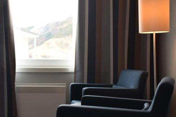 Best Western Maloy Hotel - фото 17