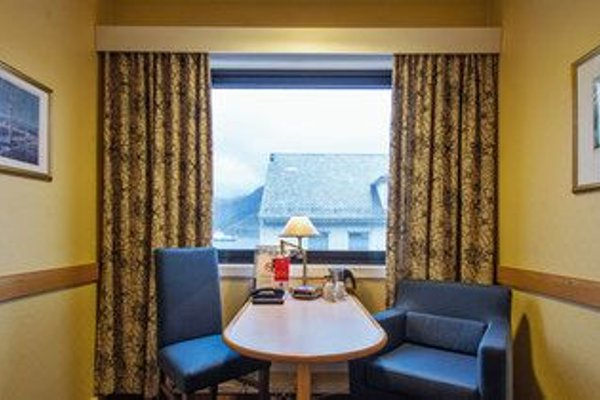 Best Western Maloy Hotel - фото 4