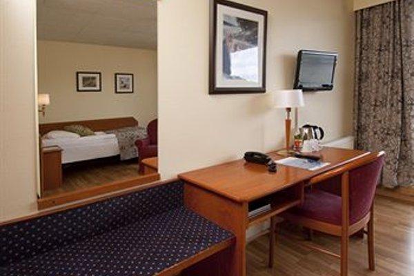 Best Western Maloy Hotel - фото 5